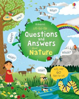 LIFT THE FLAP QUESTIONS & ANSWERS NATURE
