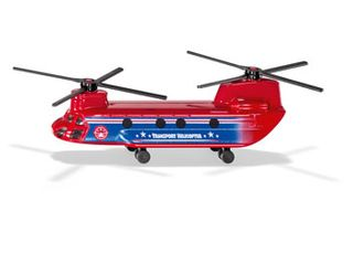 SIKU TRANSPORT HELICOPTER