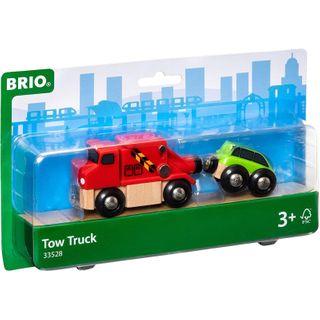 BRIO TOW TRUCK & CAR 33528