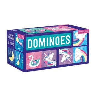 DOMINOES UNICORNS