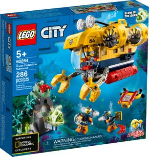 OCEAN EXPLORATION SUBMARINE 60264