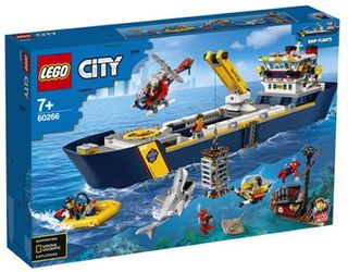 OCEAN EXPLORATION SHIP 60266