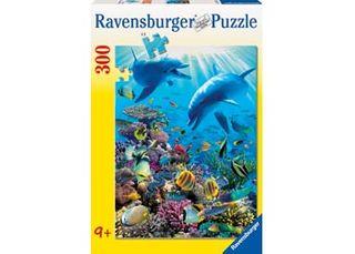 UNDERWATER ADVENTURE PUZZLE 300 PCE