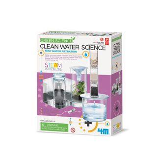 GREEN SCIENCE CLEAN WATER SCIENCE