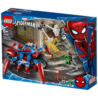 SPIDER MAN VS DOC OCK 76148