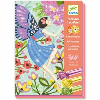 GLITTER BOARDS GENTLE LIFE OF FAIRIES