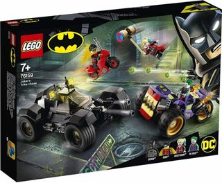 JOKERS TRIKE CHASE 76159