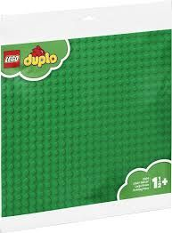 LEGO DUPLO LGE GREEN BUILD PLATE 2304