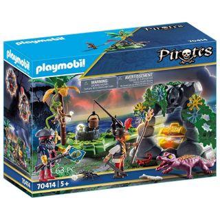 PLAYMOBIL PIRATE HIDEAWAY 70414