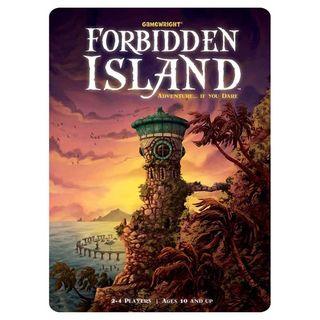 GAMEWRIGHT FORBIDDEN ISLAND