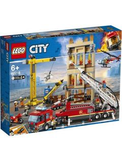 DOWNTOWN FIRE BRIGADE 60216