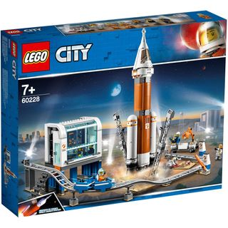 DEEP SPACE ROCKET & LAUNCH CONTROL 60228