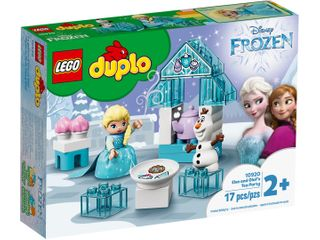 ELSA & OLAF'S TEA PARTY 10920