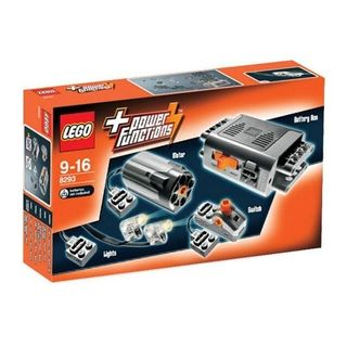 POWER FUNCTIONS MOTOR SET 8293