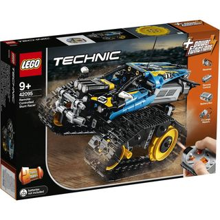 REMOTE CONTROLLED STUNT RACER 42095