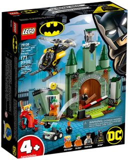 BATMAN AND THE JOKER ESCAPE 76138