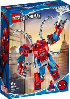 SPIDER MAN MECH 76146