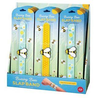 BUZZING BEES SLAP BANDS