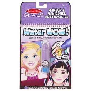 ON THE GO WATER WOW MAKEUP & MANICURES