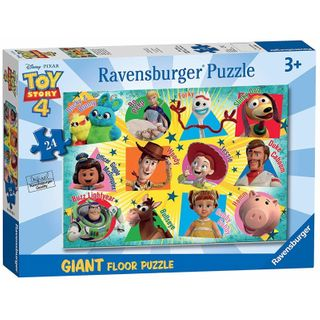 DISNEY TOY STORY 4 GIANT PUZZ 24PCE