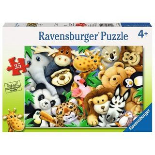 SOFTIES PUZZLE 35PCE