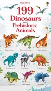 199 DINOSAURS & PREHISTORIC ANIMALS