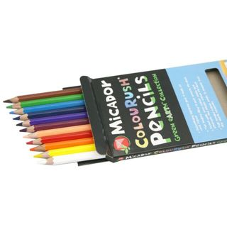 COLOURUSH PENCILS PACK 12