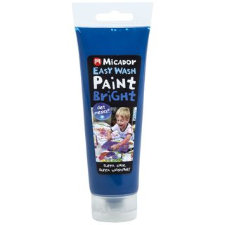 EASY WASH PAINT BLUE 120ML