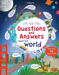 LIFT THE FLAP QUESTIONS ANSWERS WORLD