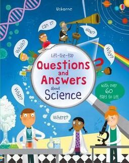 LIFT THE FLAP QUESTIONS ANSWERS SCIENCE