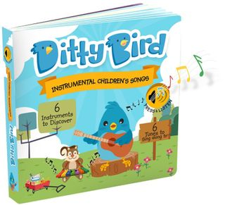 DITTY BIRD INSTRUMENTAL CHILDREN'S SONGS