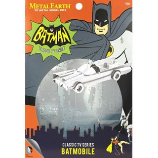 METAL EARTH BATMAN TV SERIES BATMOBILE