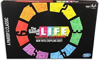 GAME OF LIFE QUARTER LIFE CRISIS