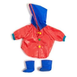 MINILAND 38CM RAINCOAT & WELLIES