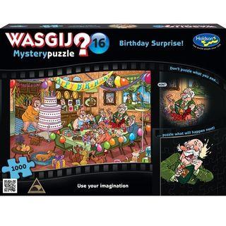 WASGIJ MYSTERY - 16 BIRTHDAY SURPRISE