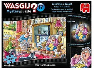 WASGIJ MYSTERY - 17 CATCHING A BREAK