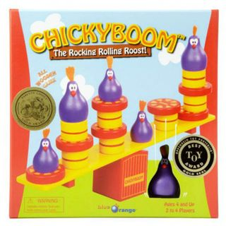 CHICKY BOOM SMART GAME