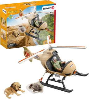 ANIMAL RESCUE HELICOPTER 42476