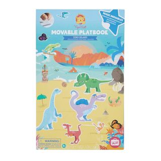 MOVEABLE PLAYBOOK DINO ISLAND