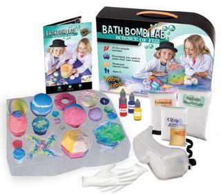 BATH BOMB LAB