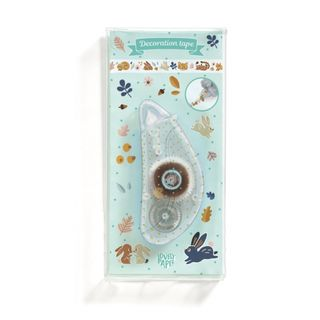 LOVELY PAPER DECORATIVE TAPE ANIMALS