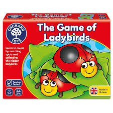 LADYBIRDS GAME