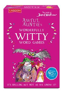 DW AWFUL AUNTIE'S WITTY WORD GAMES