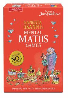 DW GANGSTA GRANNY'S MATHS GAMES