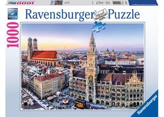 BEAUTIFUL GERMANY PUZZLE 1000 PCES