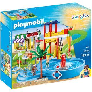 PLAYMOBIL WATER PARK 70115