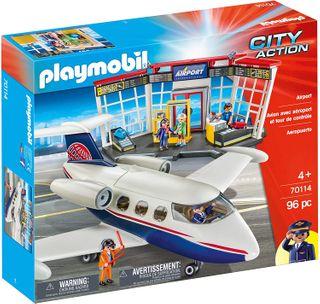 PLAYMOBIL AIRPORT 70114