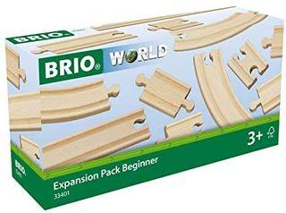 BRIO EXPANSION PACK BEGINNER 11 PC 33401