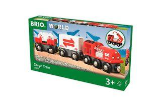BRIO CARGO TRAIN 7 PCES 33888