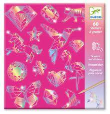 SCRATCH CARDS DIAMOND